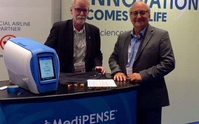 RxPense®, the Best Pill Dispenser for Seniors, at CES Eureka Park, January 9-12, 2018