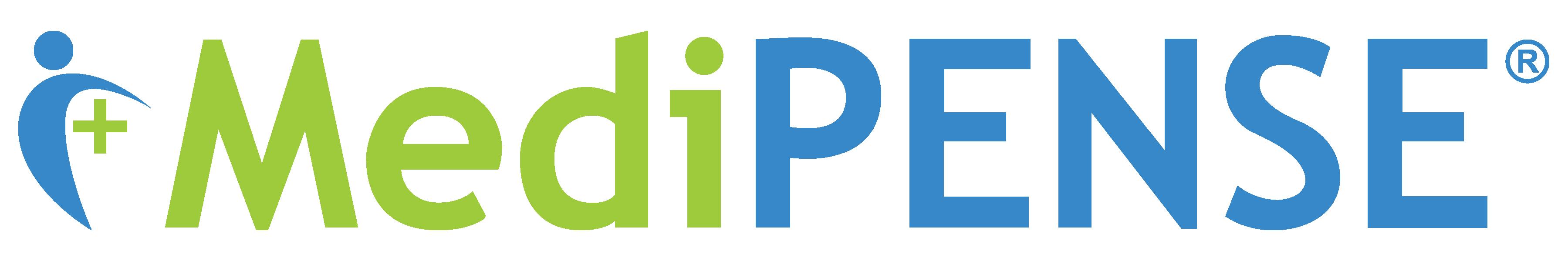 Medipense logo print [PNG]