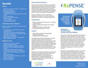 RxPense residences brochure