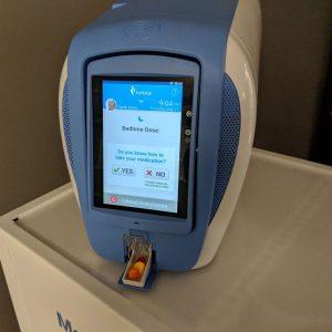 RxPense dispenser