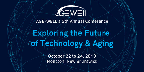 AGE-WELL's 5th Annual Conference