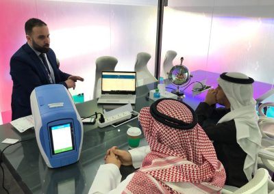 Medipense at Arab Health 2020