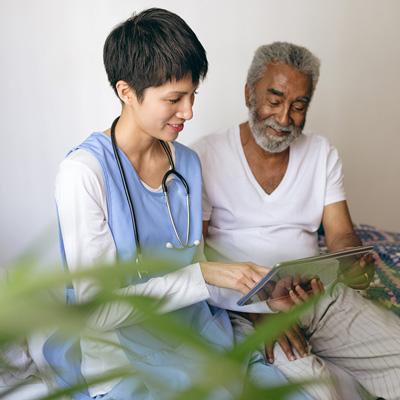 Assistive Technology for Seniors & Caregivers
