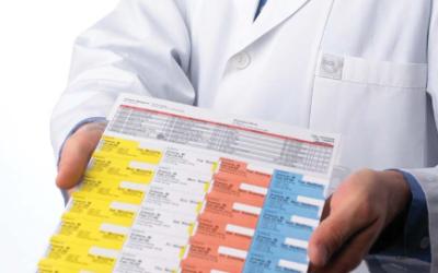El Empaquetado de Ampolletas Blíster es Mejor para la Dispensación y Adherencia Sólida de los Medicamentos