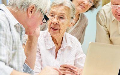 Comunicarse mejor con nuestros mayores