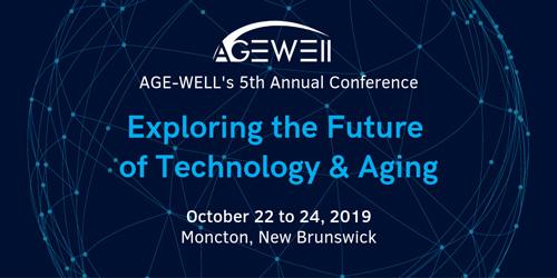 5ème conférence annuelle de AGE-WELL