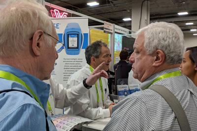 Medipense at CES 2019