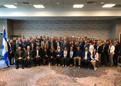 Québec Delegation@ MedTech Boston 2019