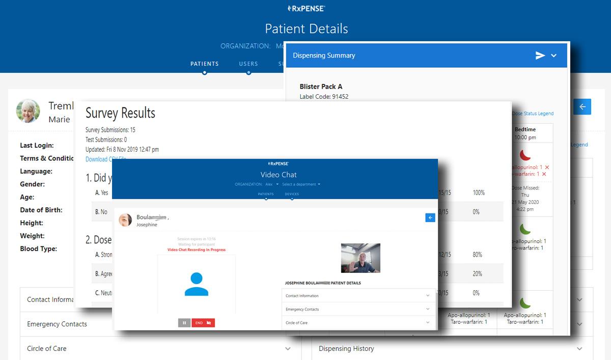 RxPense-Portal-Web